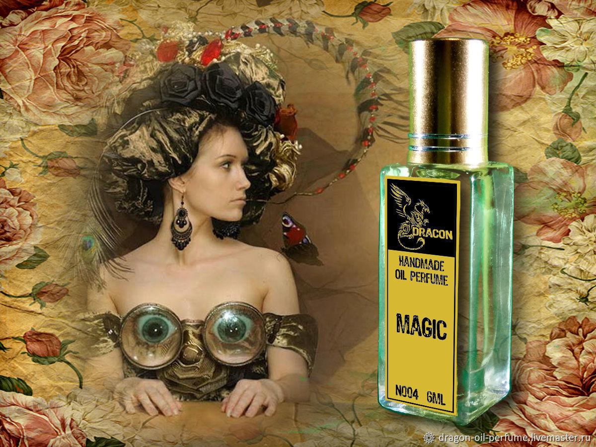 Масляные Духи «Magic» (Волшебство). Афродизиак, Духи, Санкт-Петербург,  Фото №1