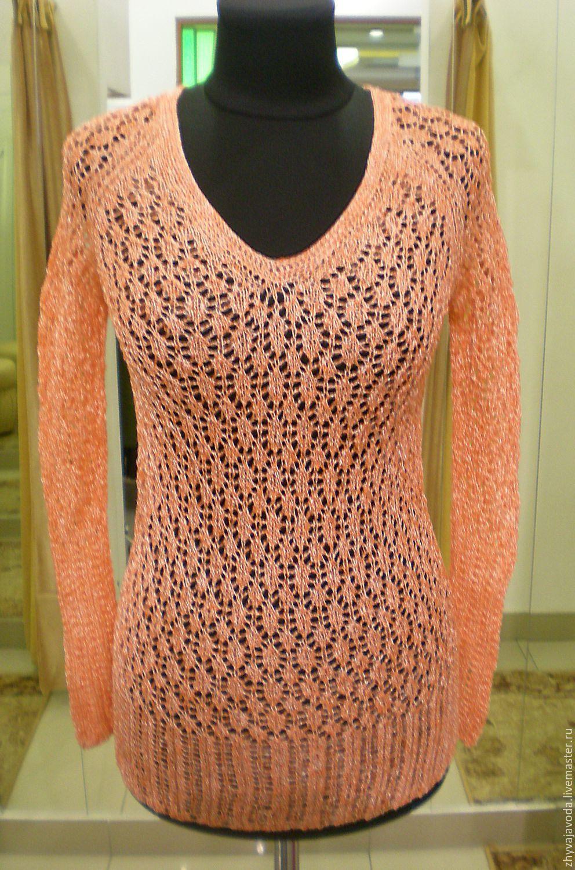 вязанные свитера женские с доставкой