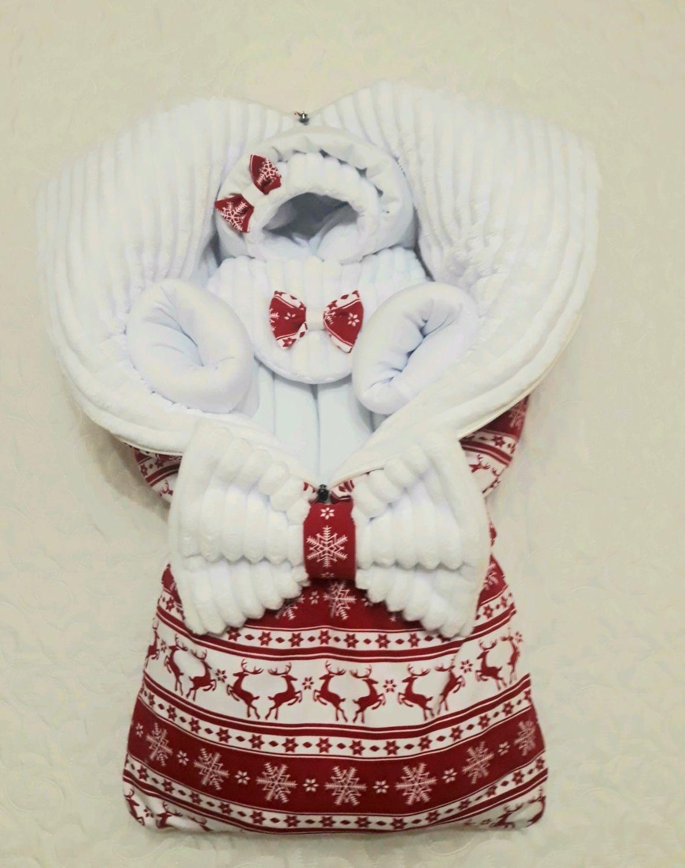 Зимний комплект на выписку для девочки, Комплект для выписки, Барнаул,  Фото №1