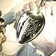 Гладкое черпало серебряной чайной ложки `Роза` может быть украшено вензелем, монограммой, дарственной надписью, памятной датой. Ложка с гравировкой - хороший подарок на День рождения, Юбилей, Крестины
