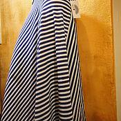Одежда handmade. Livemaster - original item skirt summer striped sailor. Handmade.