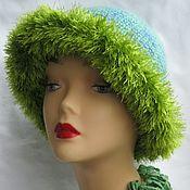 Аксессуары handmade. Livemaster - original item BRETON HAT Breton hat knitted crochet. Handmade.