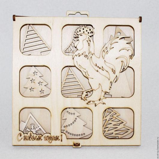 Сказочный набор со шкатулкой `Елочки`