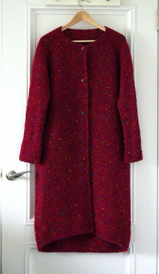 """Верхняя одежда ручной работы. Ярмарка Мастеров - ручная работа. Купить Пальто """"The Burst of Purple"""". Handmade."""