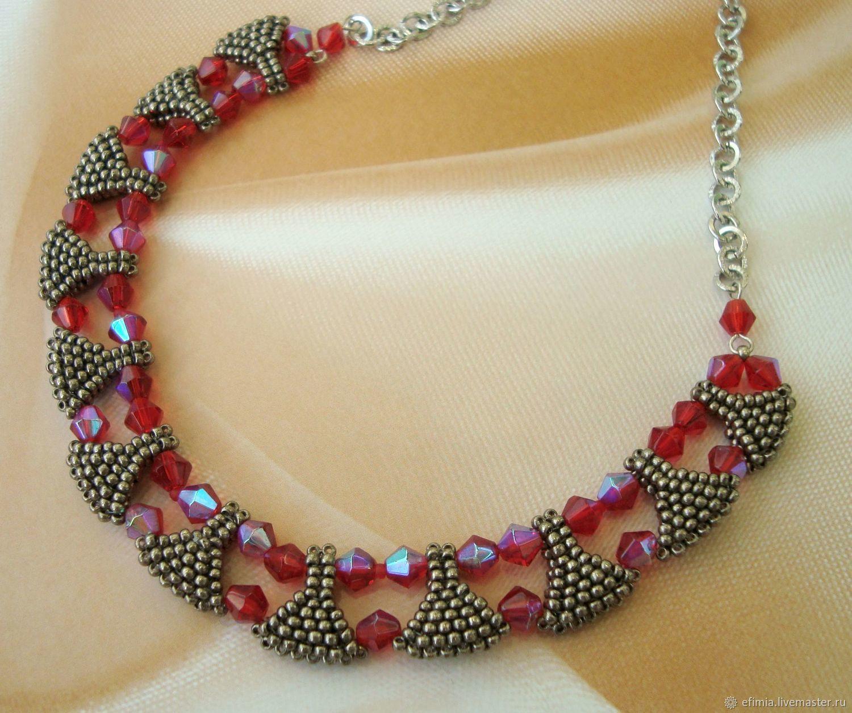 d7aea6331df3b Necklaces & Beads handmade. Livemaster - handmade. Buy Necklace - beads No.