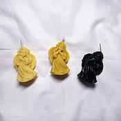 """Свечи ручной работы. Ярмарка Мастеров - ручная работа Свеча """"Ангел"""". Handmade."""