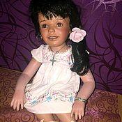 Фарфоровая кукла от Келли Руберт