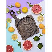 Посуда handmade. Livemaster - original item Serving board