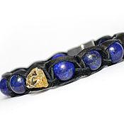 Украшения handmade. Livemaster - original item Bracelet stone. Citrine decoration. citrine stone. Genuine bracelet. Handmade.