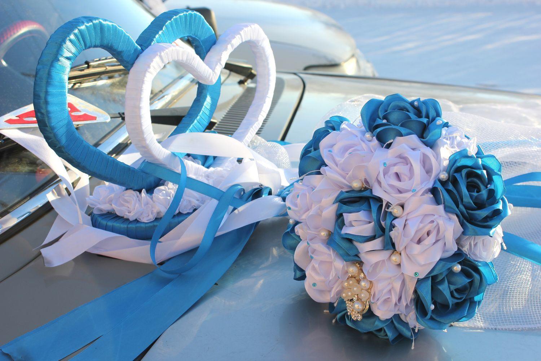 Букеты: основной букет, букет дублер, Свадебные цветы, Барнаул, Фото №1