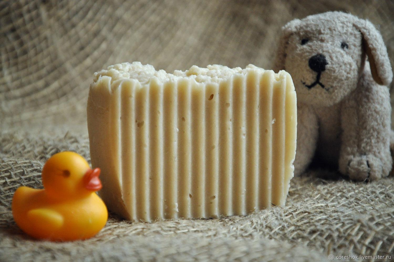 """""""Для Любимки"""" с маслом Ши на козьем молоке, Мыло, Курск,  Фото №1"""