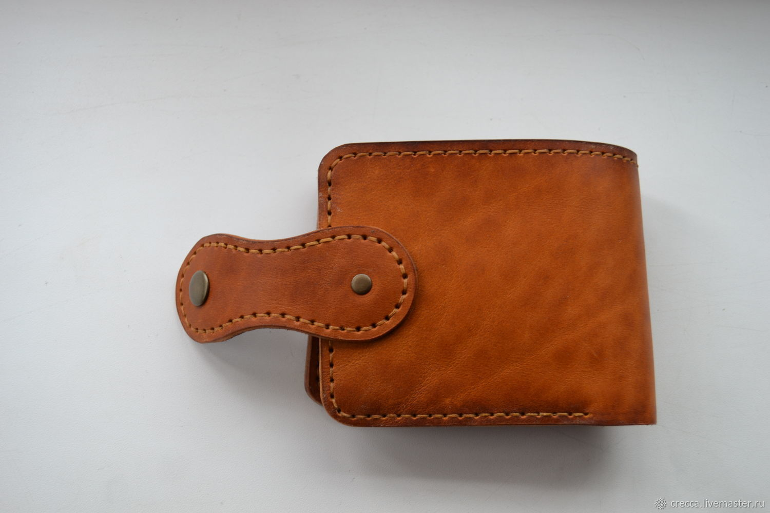 Wallet leather men's, Wallets, Moscow,  Фото №1