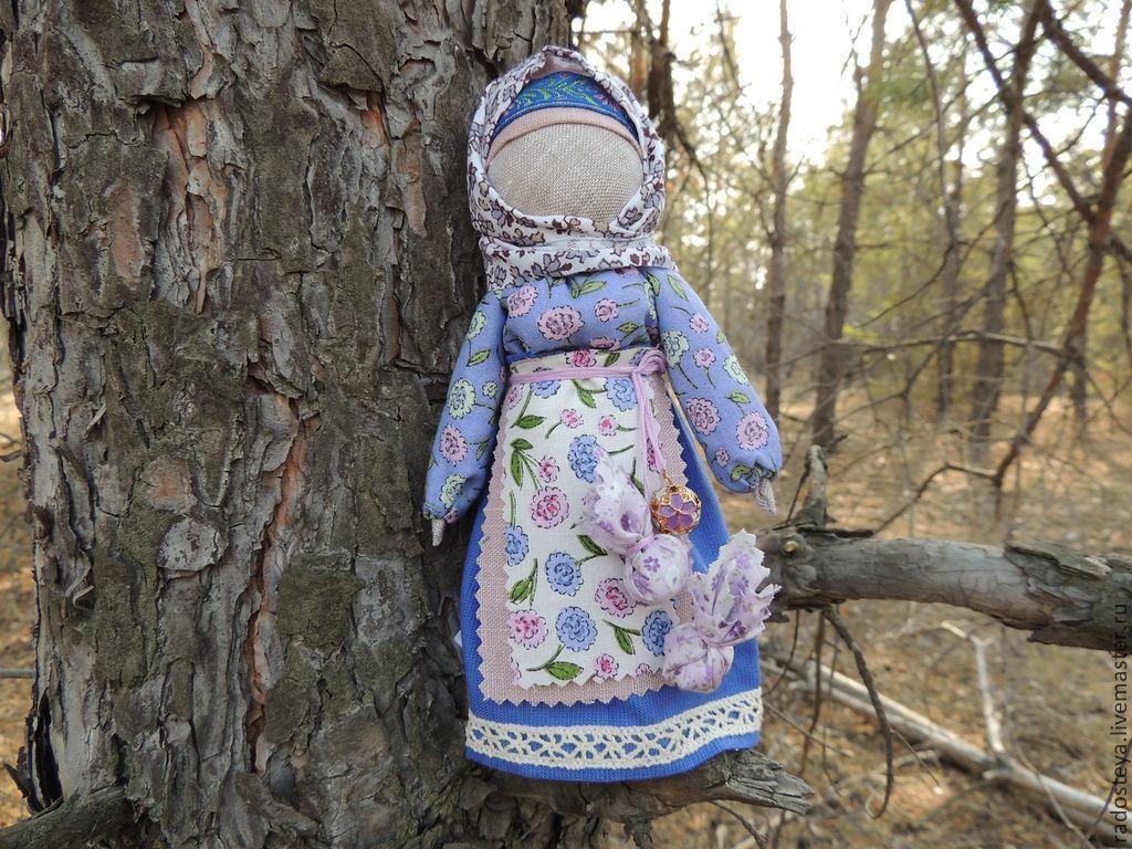 Берегиня, Народная кукла, Волгоград, Фото №1