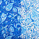 Order Paisley Pattern fabric, Turkish cucumber fabric, cucumber fabric. sartoria-1. Livemaster. . Fabric Фото №3