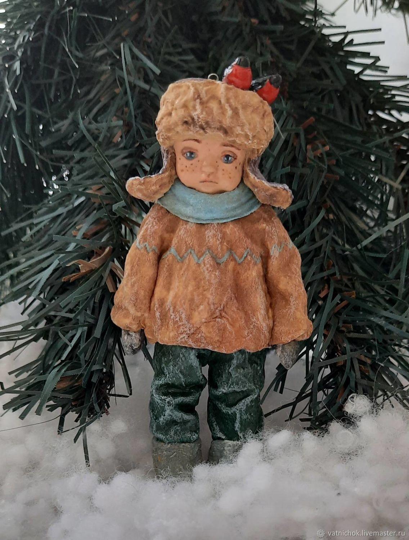 Санька, Елочные игрушки, Пермь,  Фото №1