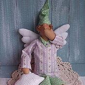 Куклы и игрушки ручной работы. Ярмарка Мастеров - ручная работа Сонный Ангел Эспен). Handmade.