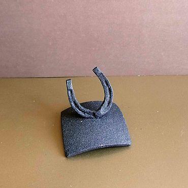 Для дома и интерьера ручной работы. Ярмарка Мастеров - ручная работа Статуэтки: подковка на счастье. Handmade.