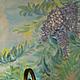 Декор поверхностей ручной работы. Морской пейзаж-фреска в зале.. студия Преображение (Jenny555). Интернет-магазин Ярмарка Мастеров.