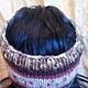 Повязка  на голову с орнаментом