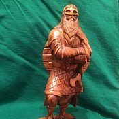 Сувениры и подарки ручной работы. Ярмарка Мастеров - ручная работа Скульптура викинг. Handmade.