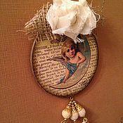 Подарки к праздникам ручной работы. Ярмарка Мастеров - ручная работа Елочное украшение. Handmade.