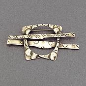 Винтаж ручной работы. Ярмарка Мастеров - ручная работа Дизайнерская серебряная брошь, винтажные украшения, винтажные броши. Handmade.