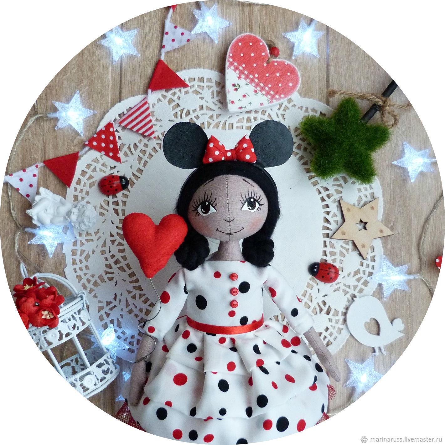 Кукла текстильная, Куклы и пупсы, Гатчина,  Фото №1
