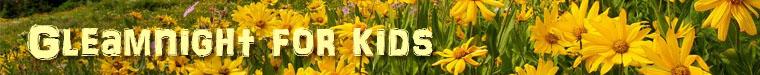 Ксения Gleamnight for kids