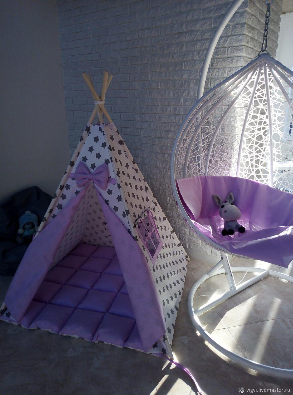 Вигвам (комплект)! шалаш палатка домик, Вигвам, Московский,  Фото №1