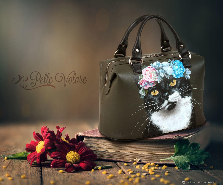Bag 'Spring mood', Valise, St. Petersburg,  Фото №1