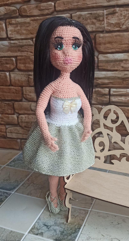 Кукла Алиса, Мягкие игрушки, Северодвинск,  Фото №1