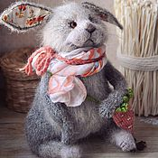 Куклы и игрушки handmade. Livemaster - original item Rabbit March. Handmade.