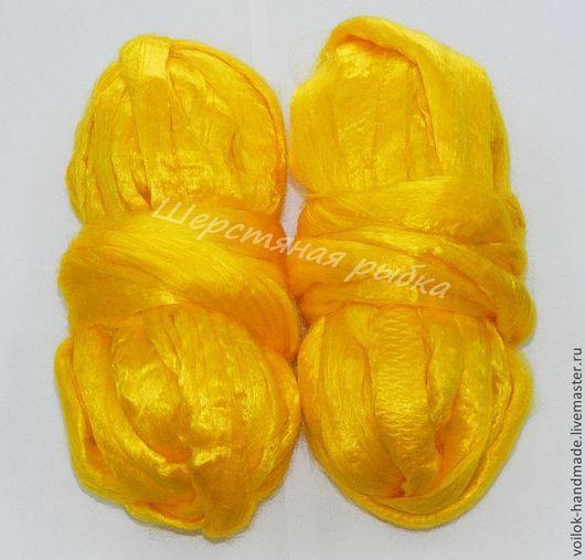 Шафран (ярко-желтый) Временно нет в наличии!! Есть матовая вискоза оттенка Шафран.  А также есть похожий желтый оттенок, но чуть светлее, также блестящая.