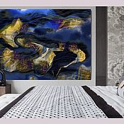Картины ручной работы. Ярмарка Мастеров - ручная работа «ТУМАНЫ В ГОРАХ». Handmade.