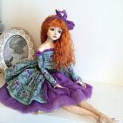 Куклы и игрушки ручной работы. Ярмарка Мастеров - ручная работа Ева. Авторская кукла. Handmade.