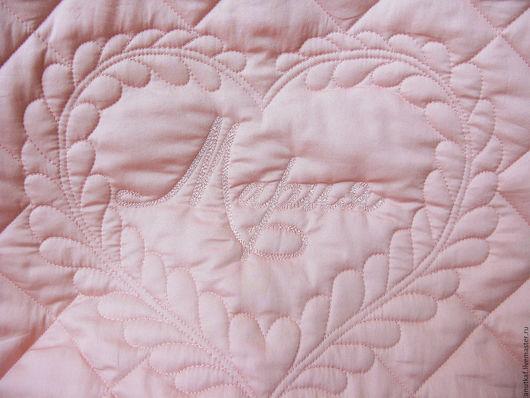 Пледы и одеяла ручной работы. Ярмарка Мастеров - ручная работа. Купить Одеяло для новорожденного Мария. Handmade. Покрывало в детскую, малышам