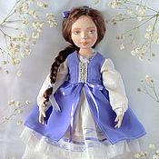 Куклы и игрушки ручной работы. Ярмарка Мастеров - ручная работа Катенька. Будуарная кукла.. Handmade.