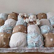 handmade. Livemaster - original item Bedspreads: Bombon. Handmade.