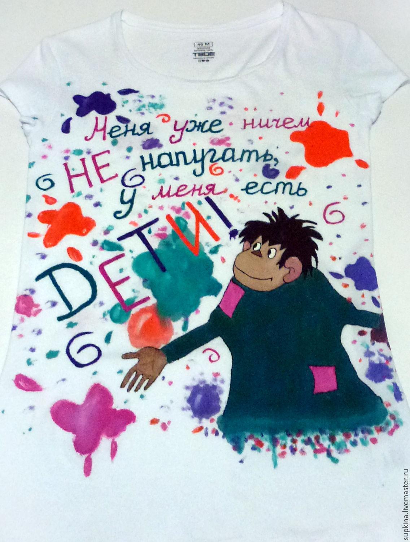 С чего начать делать футболки собственного производства?