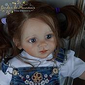 Куклы и игрушки ручной работы. Ярмарка Мастеров - ручная работа Кукла реборн Амели( куклы реборн Дмитриевой Ирины).. Handmade.