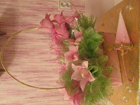 Букеты ручной работы. Ярмарка Мастеров - ручная работа. Купить Цветы из конфет Мадам. Handmade. Цветы ручной работы, цветы
