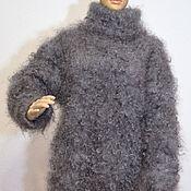 Одежда handmade. Livemaster - original item Sweater knitted warm downy