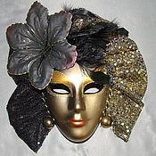 Для дома и интерьера ручной работы. Ярмарка Мастеров - ручная работа Паола  (маска-декор). Handmade.