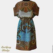 Одежда handmade. Livemaster - original item dress silk shabby chic. coupon.. Handmade.