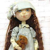 Куклы и игрушки ручной работы. Ярмарка Мастеров - ручная работа Кукла Анастасия. Handmade.