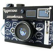 Для дома и интерьера ручной работы. Ярмарка Мастеров - ручная работа Фотобокс хранение фотографий шкатулка для фото. Handmade.