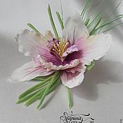 """Цветы и флористика ручной работы. Ярмарка Мастеров - ручная работа Орхидея """"Лилу"""". Handmade."""