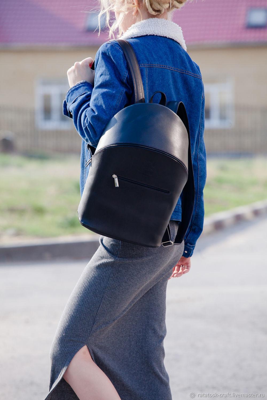 Women's leather backpack ORION, Backpacks, Volgograd,  Фото №1