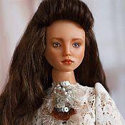 Куклы и игрушки ручной работы. Ярмарка Мастеров - ручная работа Шарнирная кукла Katy. Handmade.