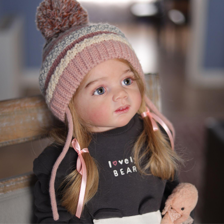 Мишель кукла реборн Дмитриевой Ирины, Куклы Reborn, Челябинск,  Фото №1